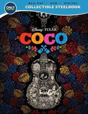 coco steelbook