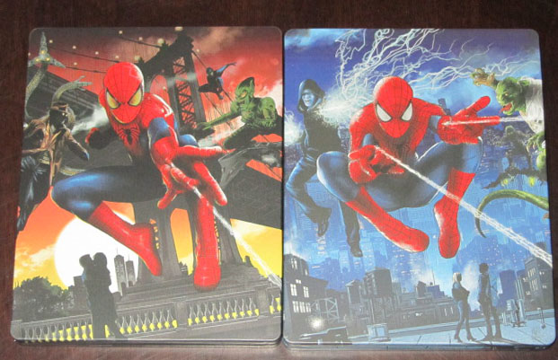 spiderman legacy steelbook bestbuy 4k 1