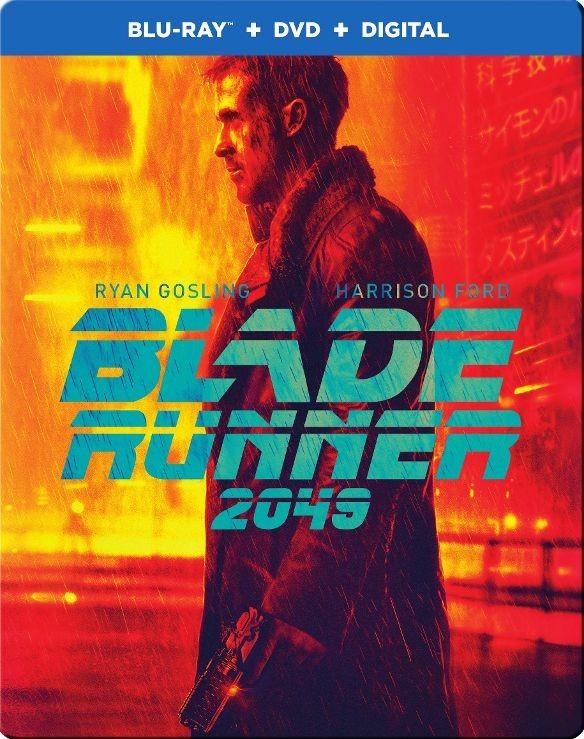 Blade Runner 2049 steelbook bestbuy