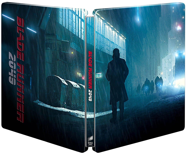Blade Runner 2049 steelbook jp 1