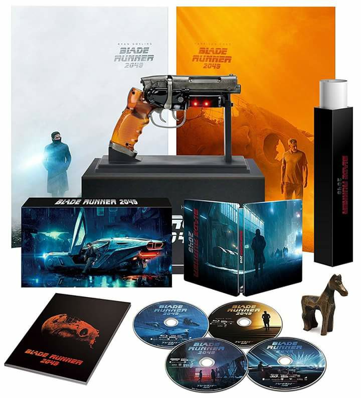 Blade Runner 2049 steelbook jp 3