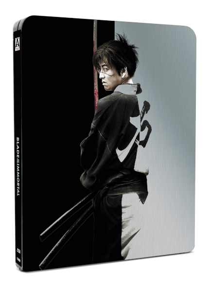 Blade of the Immortal steelbook 1