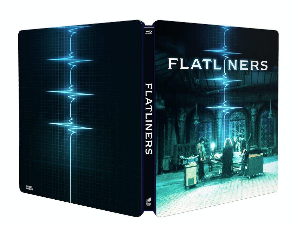 Flatliners 1990 steelbook