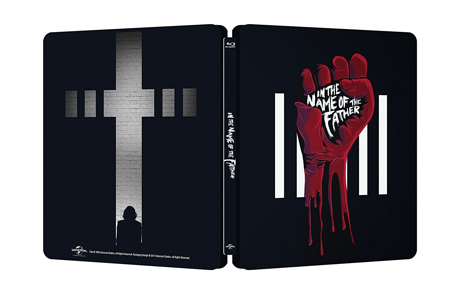 In The Name of The Father steelbook 1