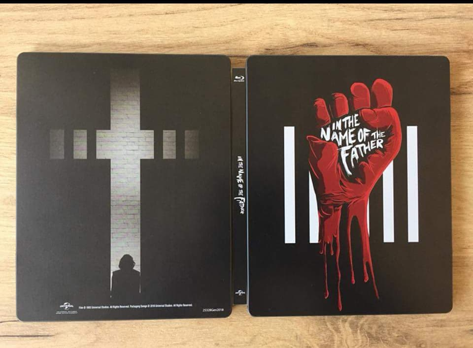 In the Name of Father steelbook 1