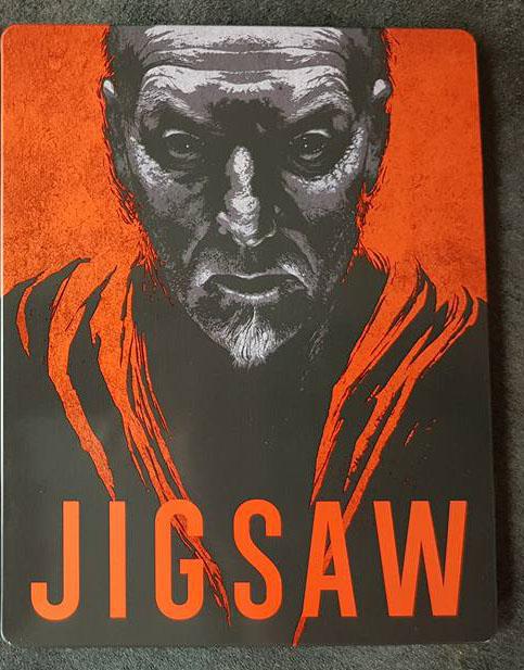 Jigsaw steelbook fr 1