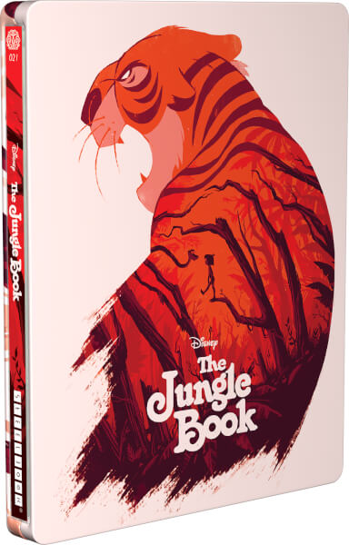 Jungle Book steelbook mondo 1