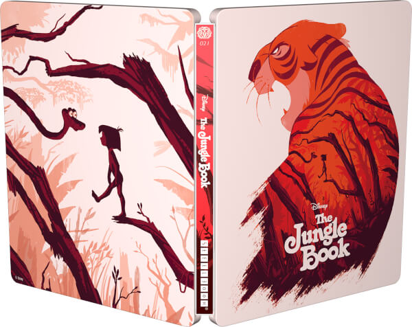 Jungle Book steelbook mondo 2