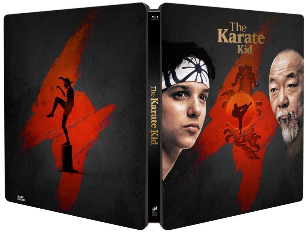 Karate Kid steelbook