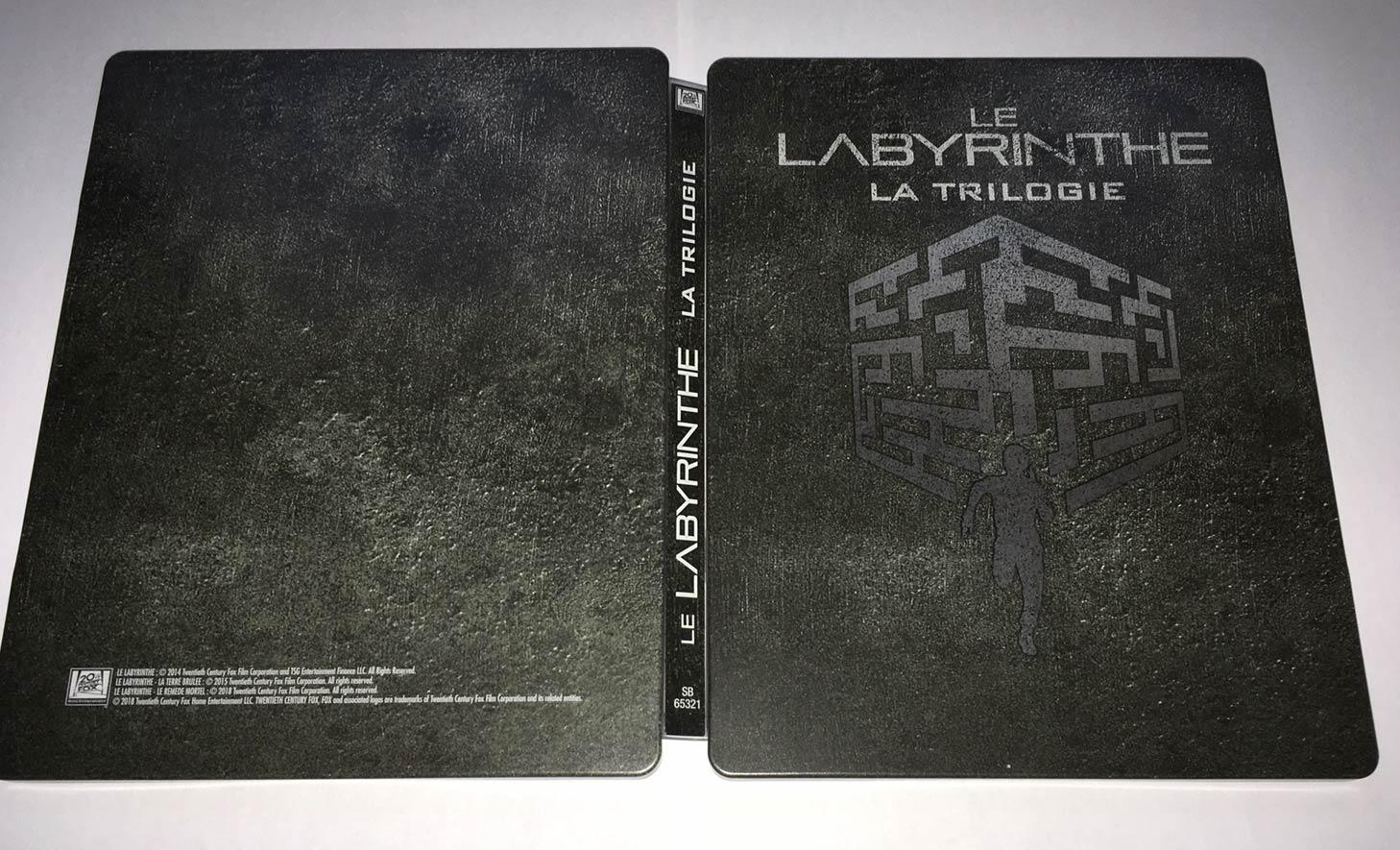 Labyrinthe-Trilogie-steelboo 2