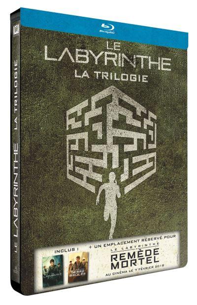 Le-Labyrinthe-Le-Labyrinthe-La-Terre-Brulee-Edition-Limitee-Steelbook-Blu-Ray