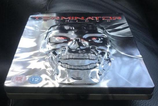 Terminator Genisys futurepak 2