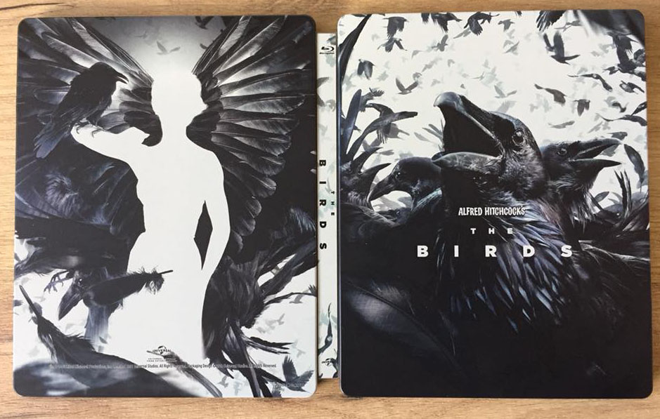 The Birds steelbook 1