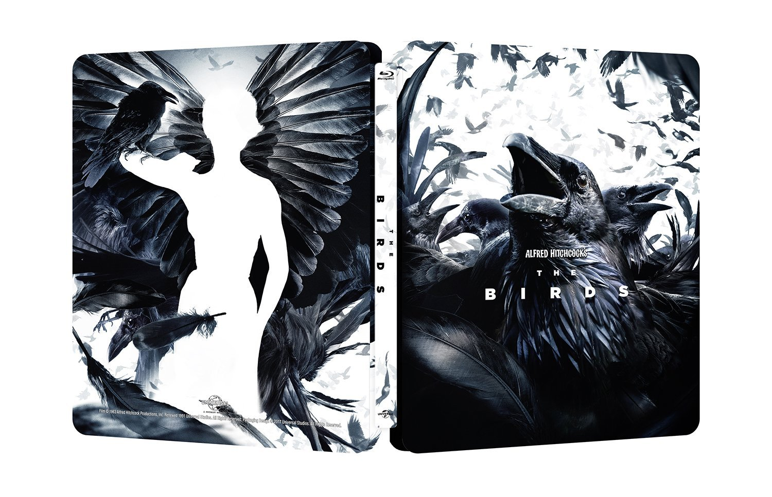 The Birds steelbook 2