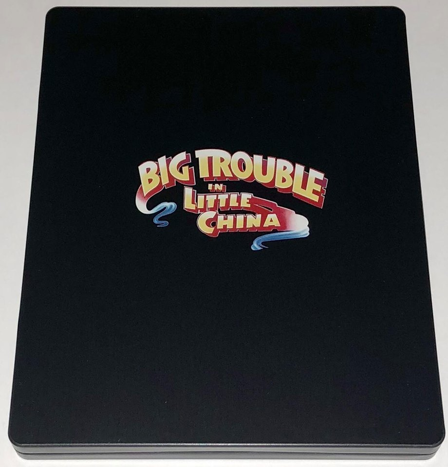 Big Trouble in CHina steelbook 2
