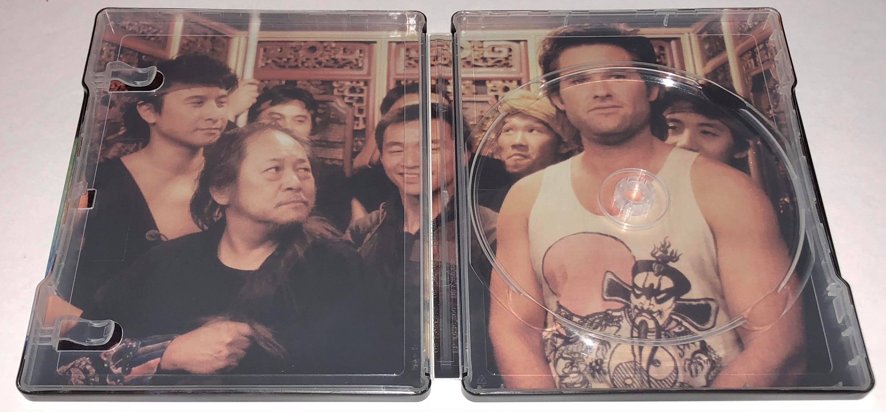 Big Trouble in CHina steelbook 4