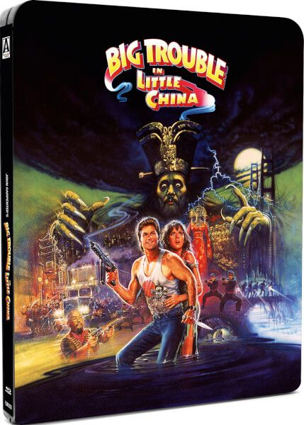 Big Trouble in Little China steelbook 1
