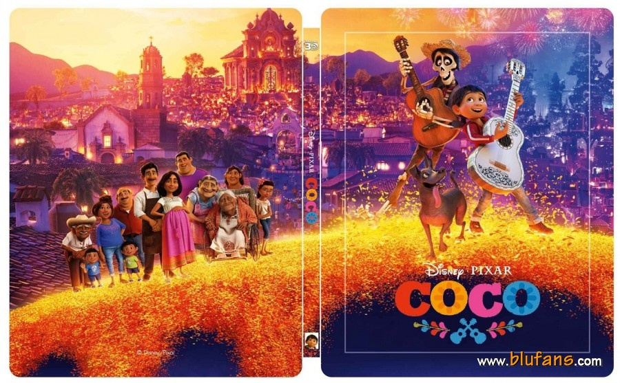 Coco Blufans steelbook 1