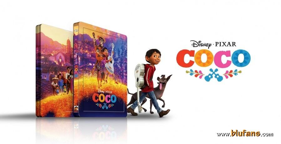 Coco Blufans steelbook 2