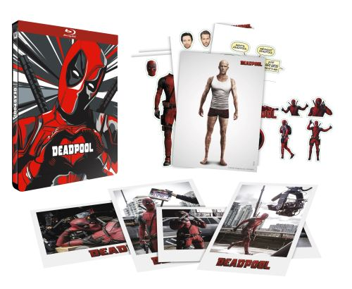 Deadpool-Edition-limitee-Steelbook-Blu-ray