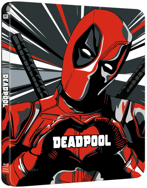 Deadpool steelbook 1