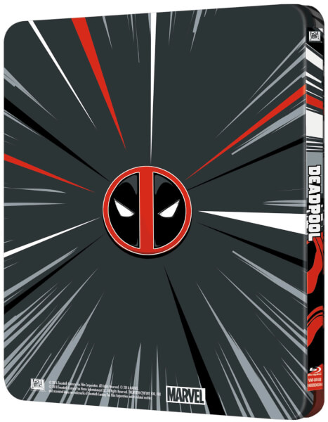 Deadpool steelbook 2
