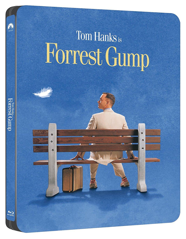 Forrest Gump Steelbook 1