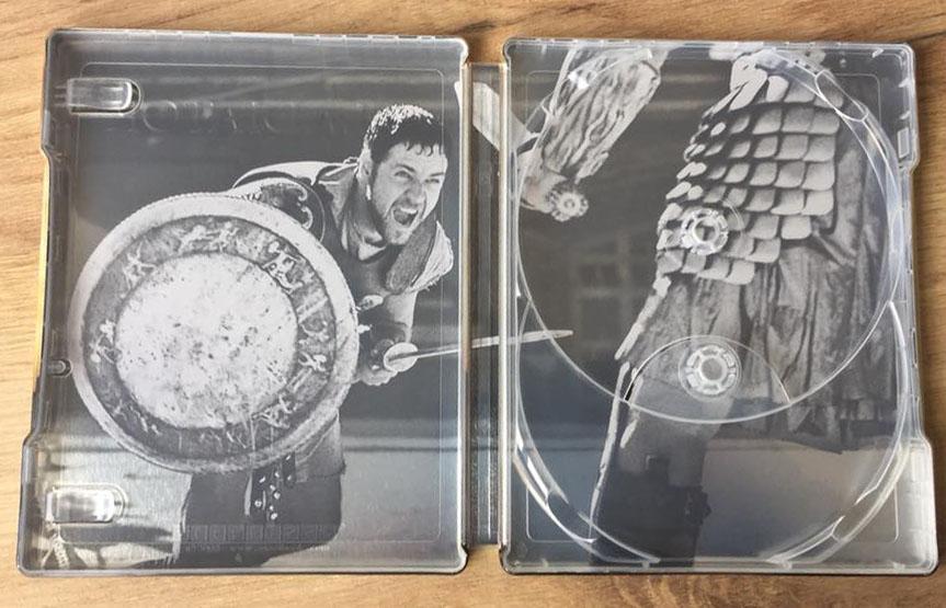 Gladiator steelbook 4K 5