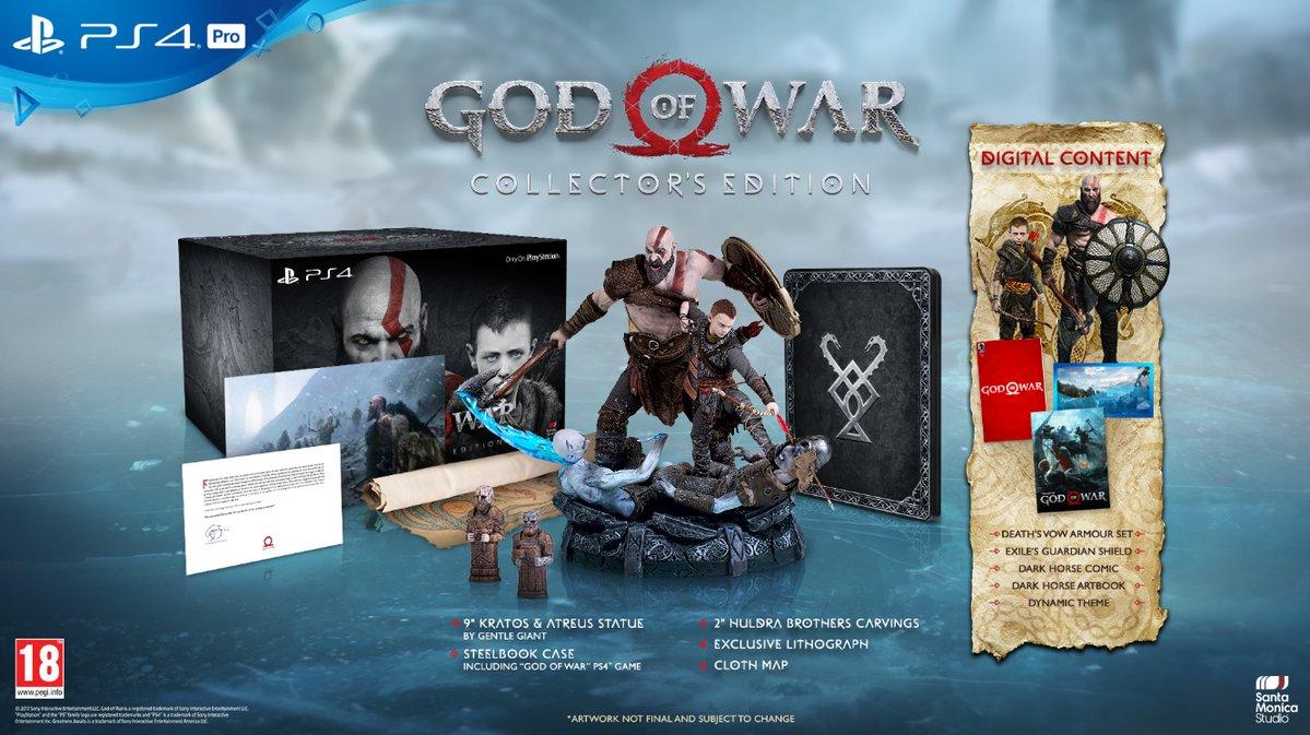 God of War collector steelbook fr