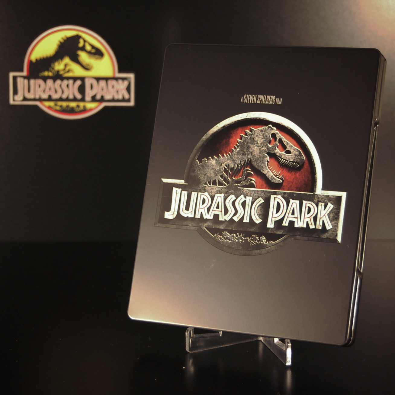 Jurassic Park steelbook 1