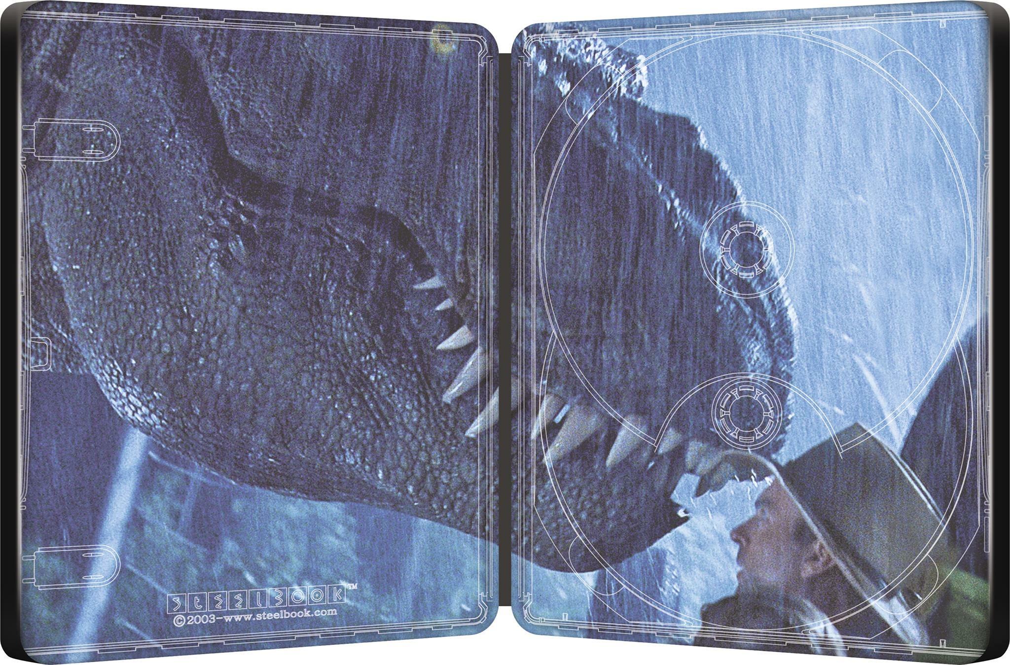 Jurassic Park steelbook 2