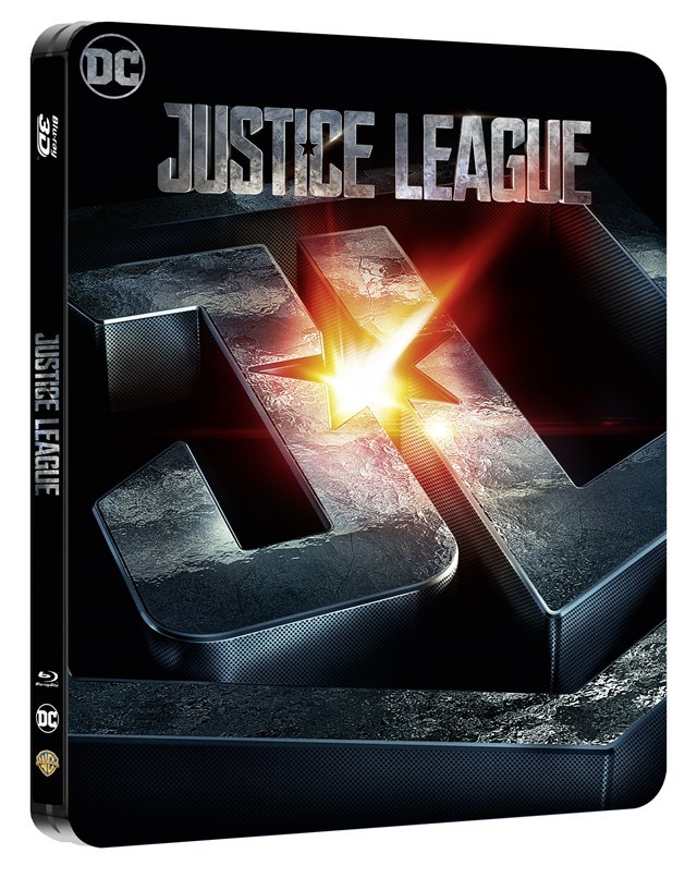 Justice league steelbook 0