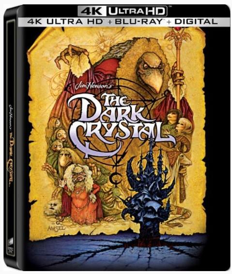 The Dark Crystal steelbook