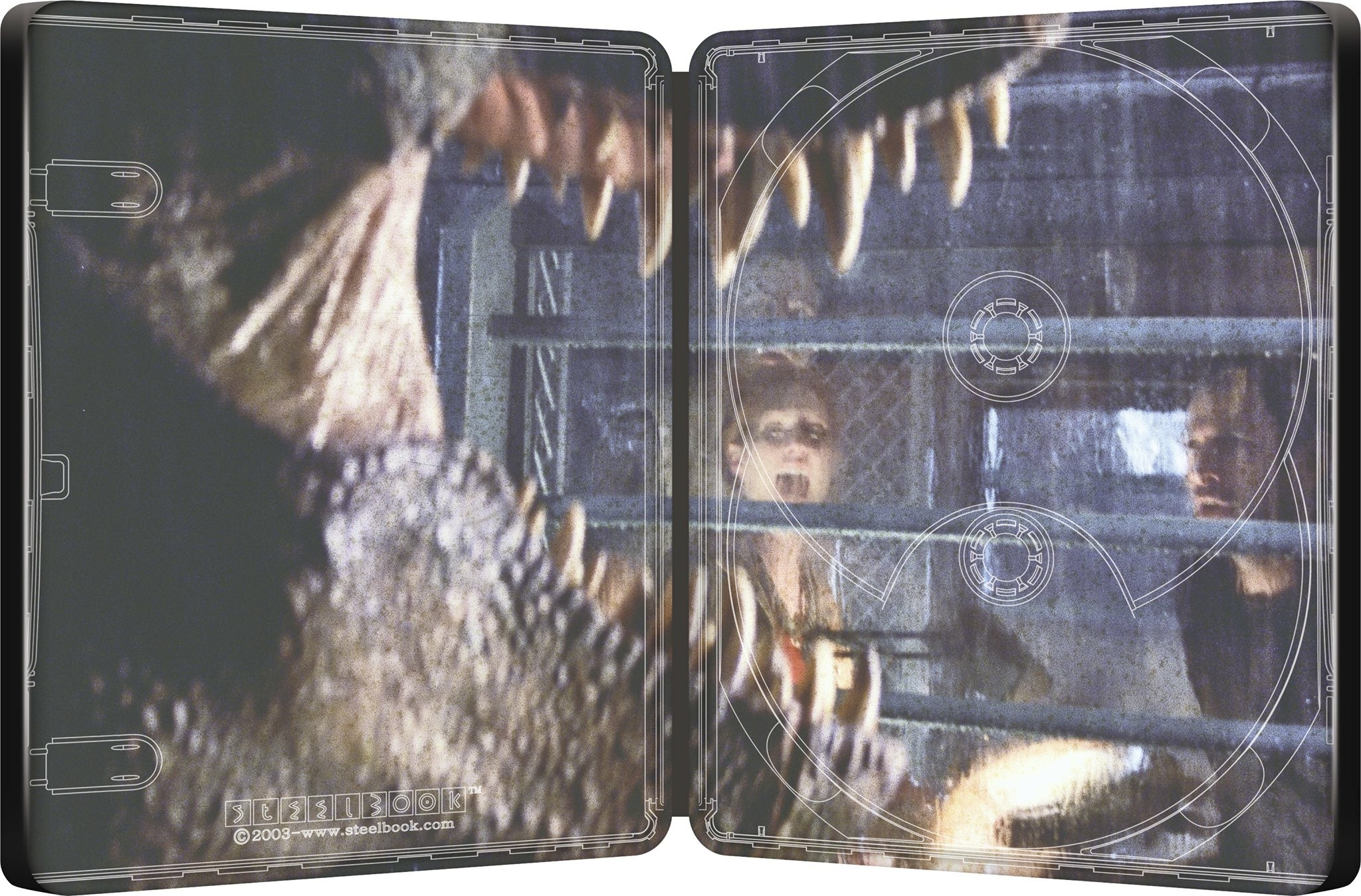 The Lost World Jurassic Park steelbook 2