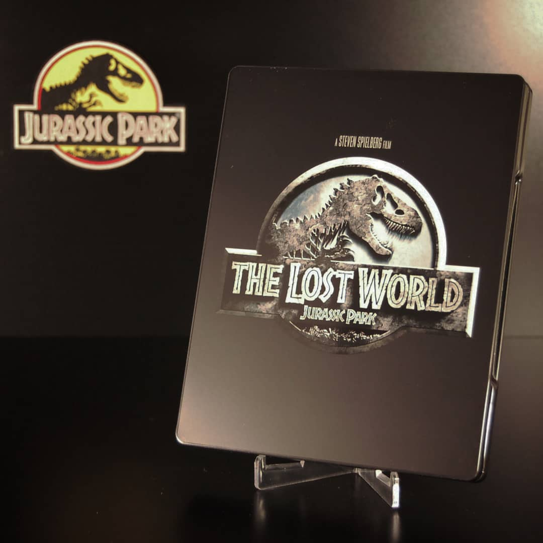 The Lost World steelbook 1