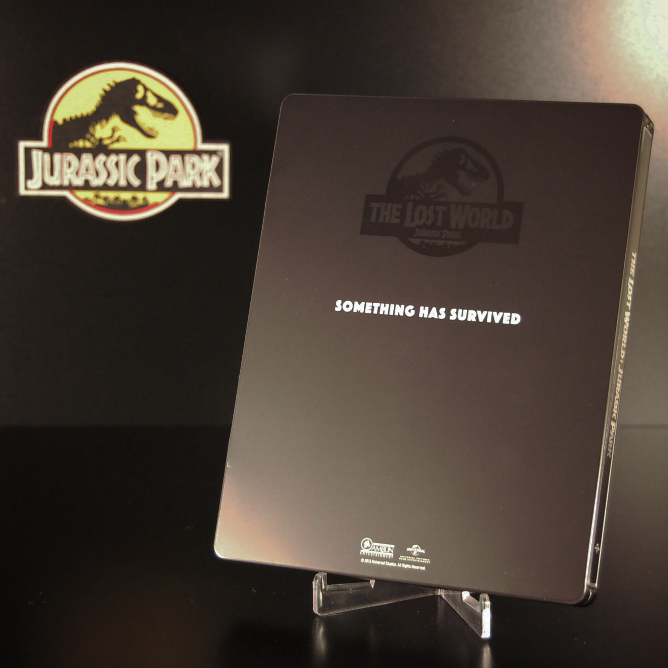 The Lost World steelbook 2