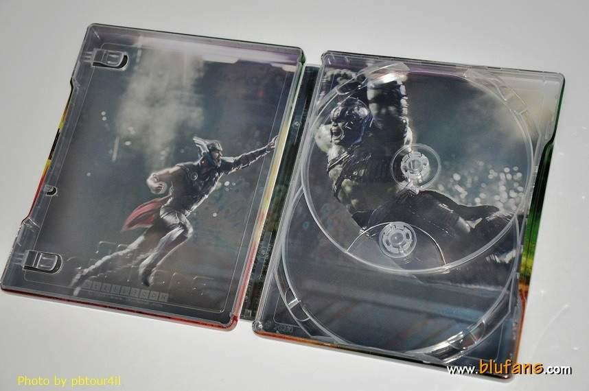 Thor Ragnarok steelbook blufans 5