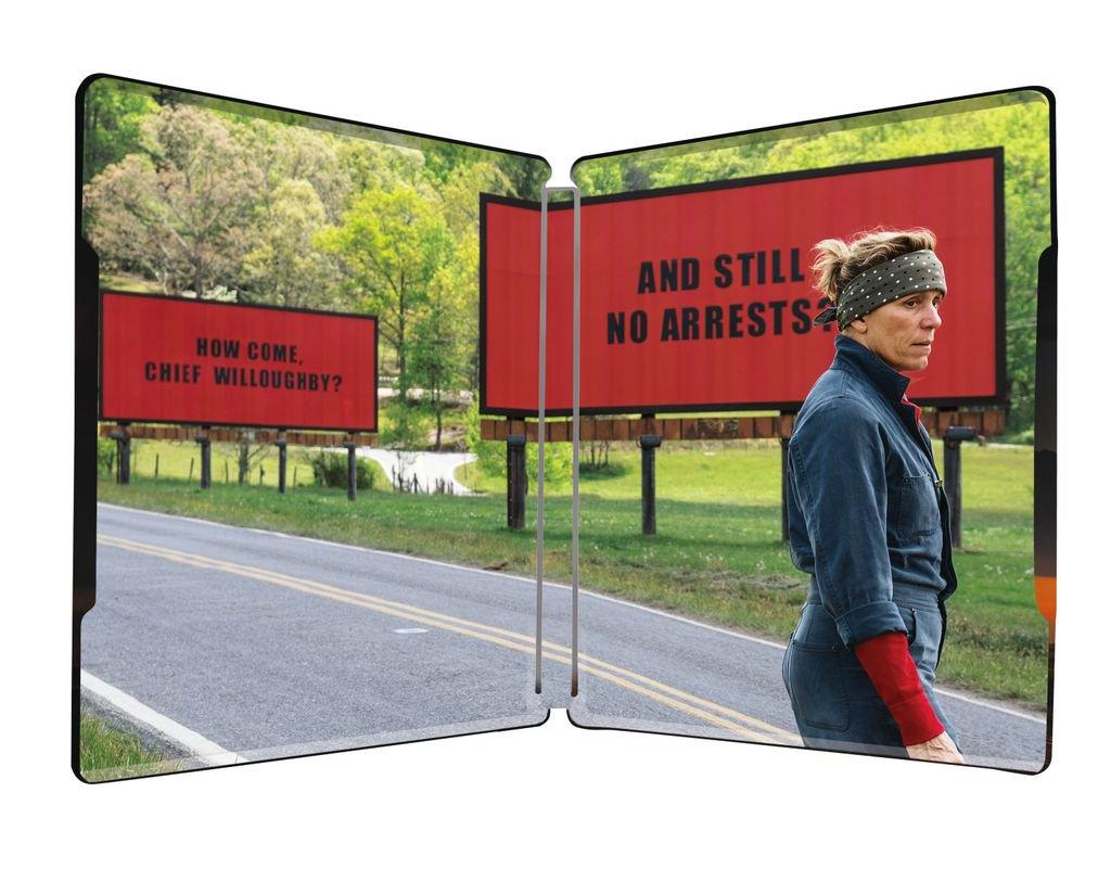 Three Billboards steelbook 3