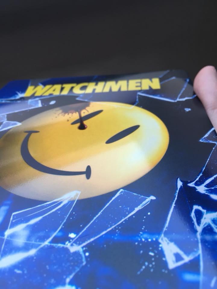 Watchmen steelbook 1