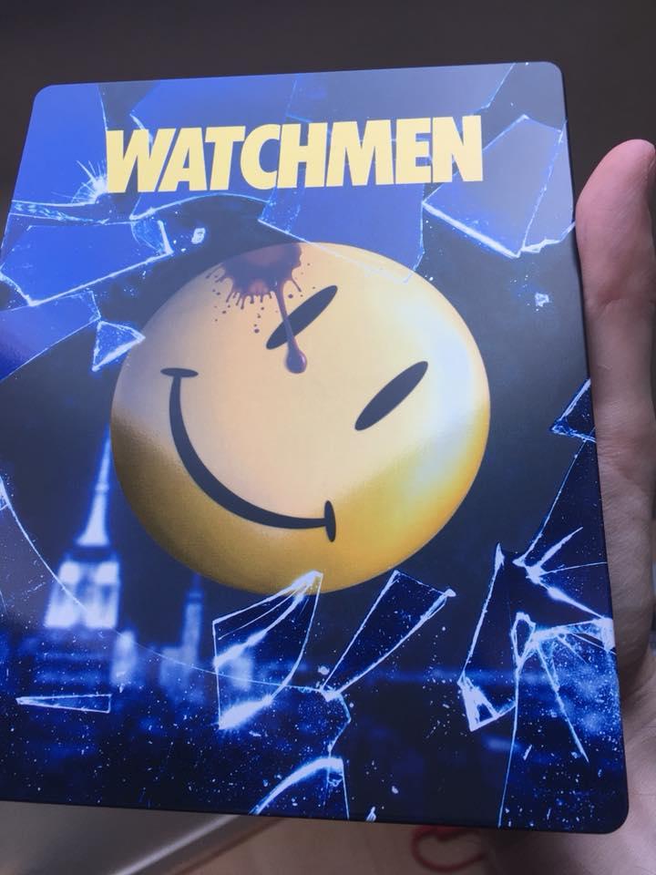 Watchmen steelbook 2
