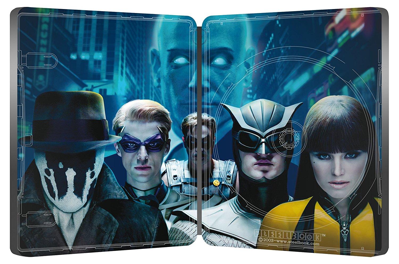 Watchmen steelbook it 3