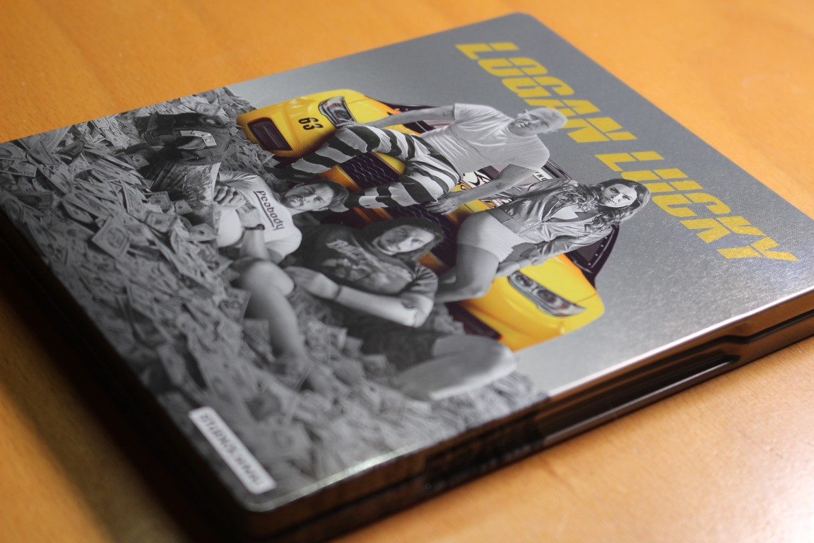 logan Lucky steelbook 0