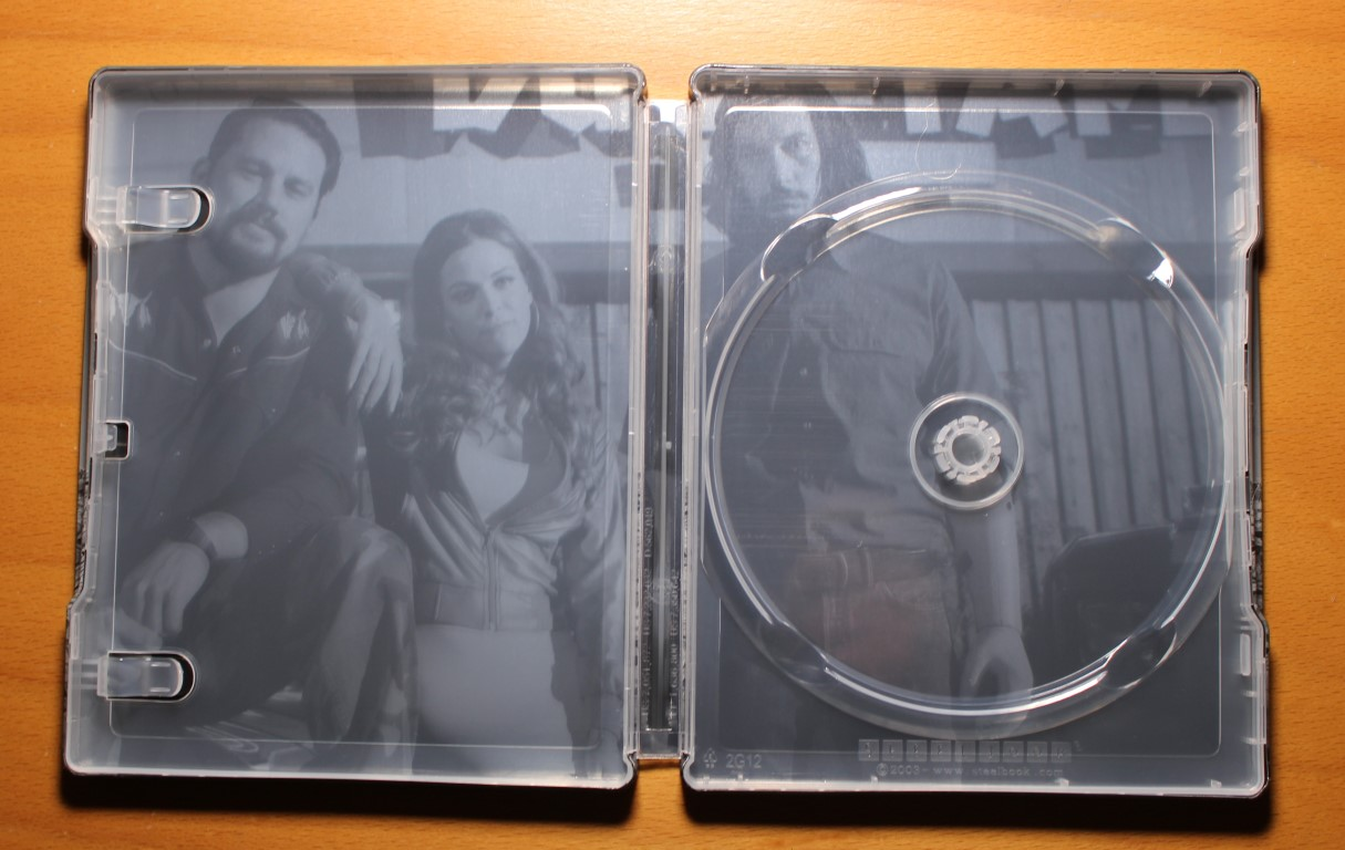 logan Lucky steelbook 2