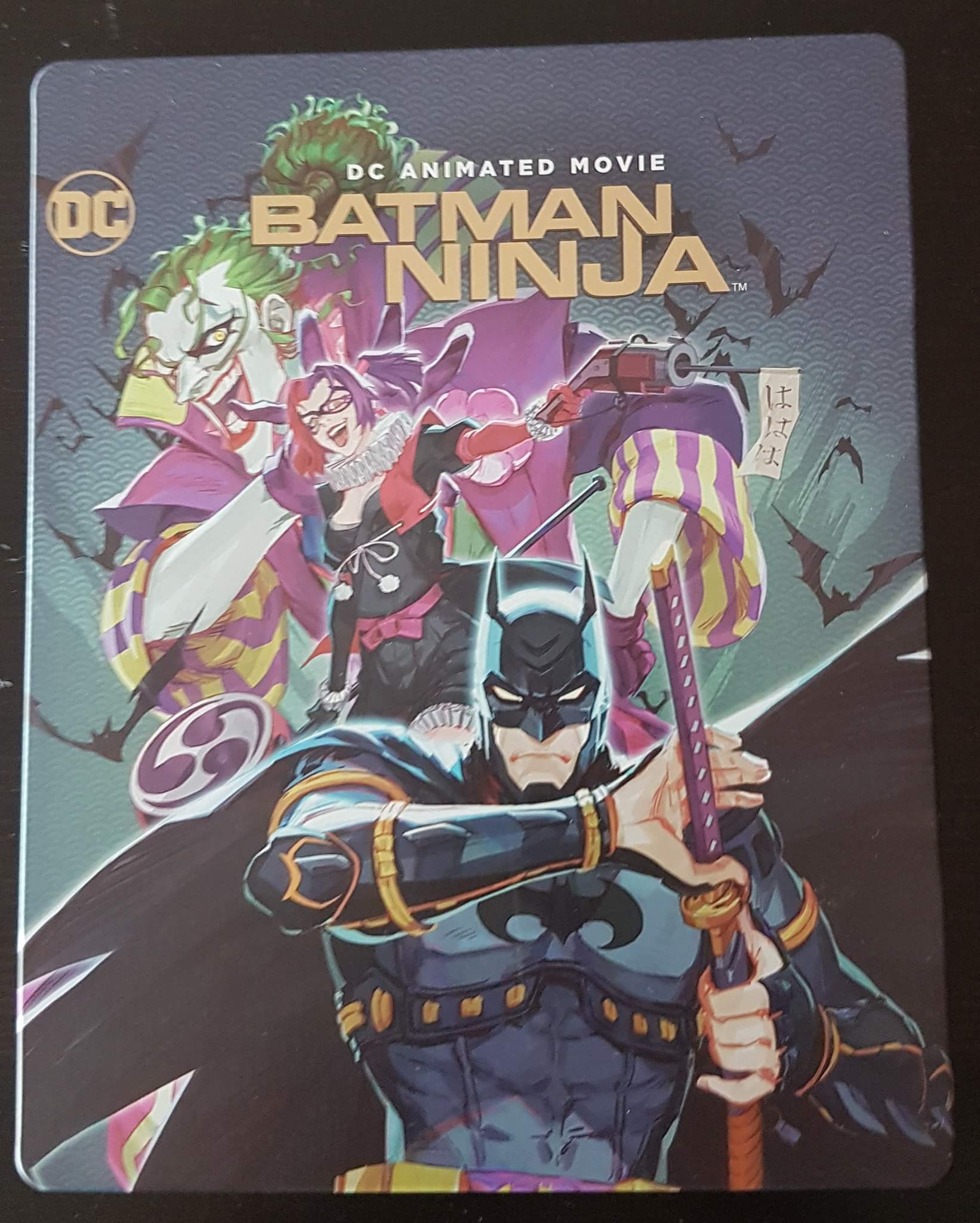 Batman Ninja steelbook 2