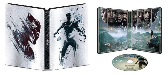 Black Panther steelbook BestBuy