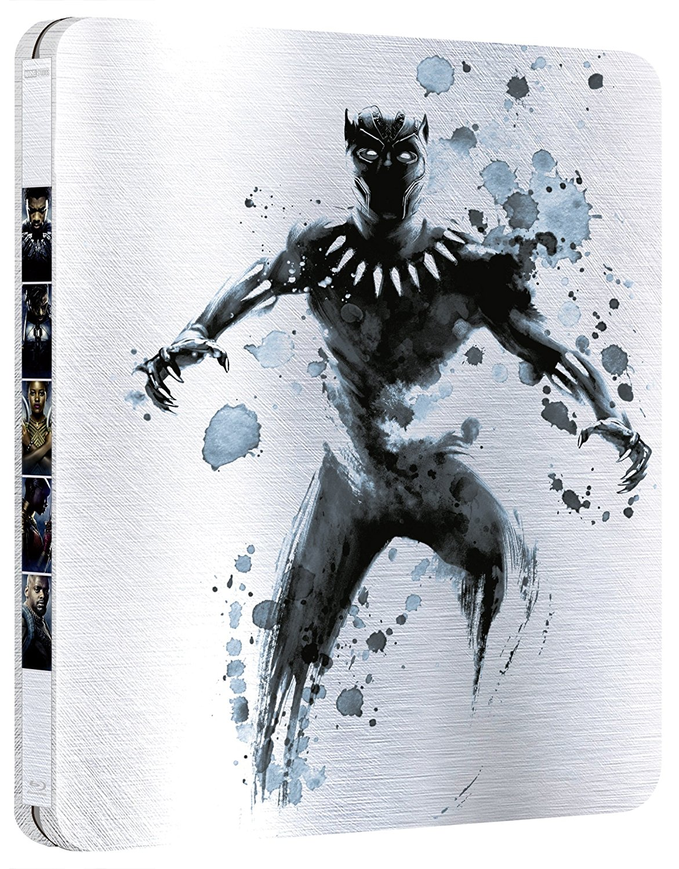 Black Panther steelbook 2