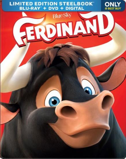 Ferdinand steelbook bestbuy