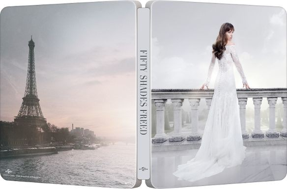 Fifty Shades Freed steelbook