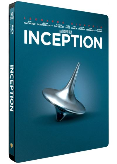 Inception steelbook