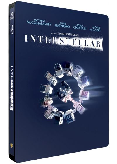 Interstellar steelbook